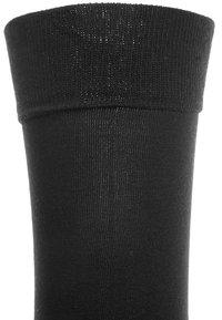 FALKE - COTTON TOUCH - Socks - black - 1