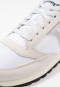 Saucony - JAZZ ORIGINAL VINTAGE - Trainers - white - 6