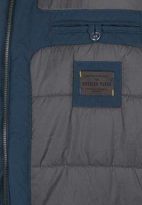 Didriksons - REIDAR  - Winter coat - cold blue sea - 3