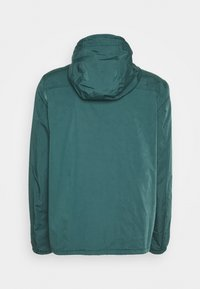 PS Paul Smith - MENS HOODED JACKET - Lehká bunda - petrol - 1