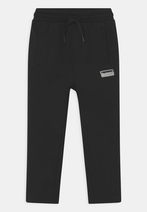 MONO UNISEX - Tracksuit bottoms - black