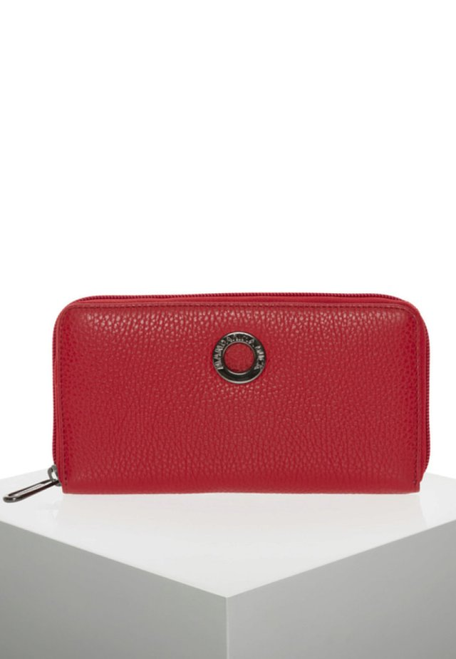 MELLOW - Wallet - light red