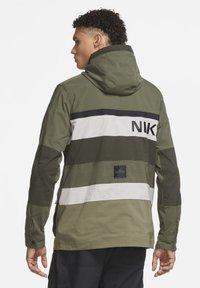 Nike Sportswear - Outdoor jacket - college grey/black - 1