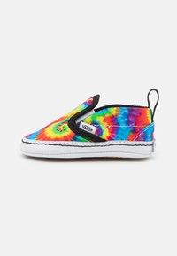 Vans - IN SLIP-ON V CRIB - First shoes - multicolor/true white - 0