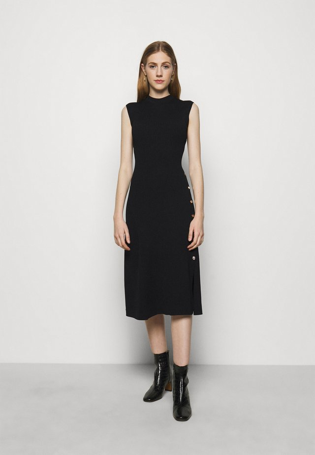 ROXIE - Jumper dress - noir