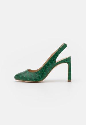 VEGAN ZELDA - Classic heels - vert