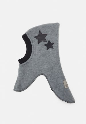 STARS - Čepice - light grey/navy