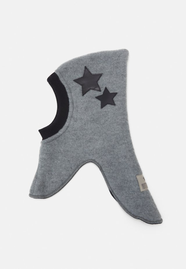 STARS - Berretto - light grey/navy