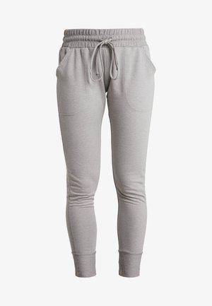 SUNNY SKINNY - Teplákové kalhoty - grey combo