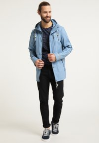 Schmuddelwedda - Waterproof jacket - denimblau - 1