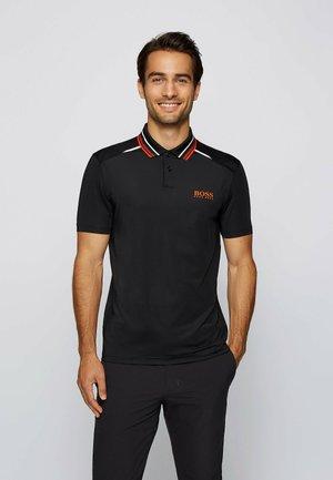 PADDYTECH - Polo shirt - black