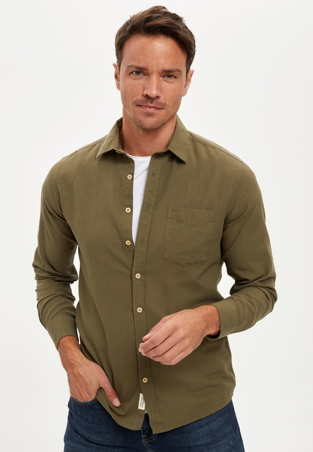 Koszula - khaki