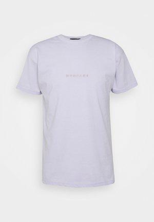 ESSENTIAL REGULAR UNISEX - T-paita - light purple
