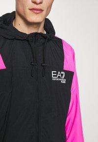 EA7 Emporio Armani - Summer jacket - black - 5