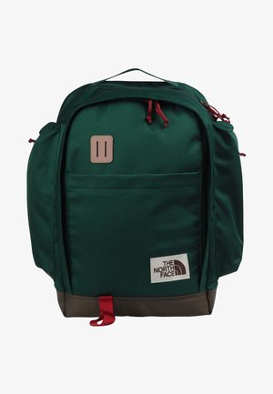 Hiking rucksack - red