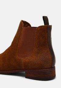 Shoe The Bear - Kotníkové boty - tan - 4