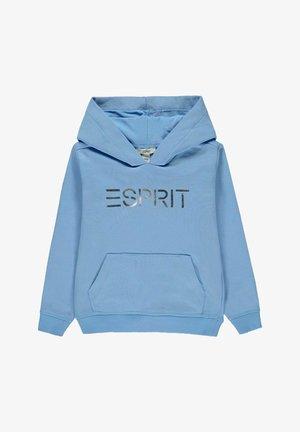 Sweater - bright blue