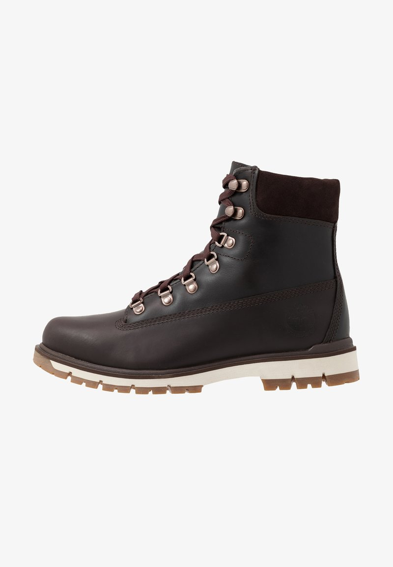 "Timberland - RADFORD 6"" D-RINGS BOOT - Bottines à lacets - dark brown"