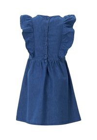 DeFacto - Denim dress - blue - 1