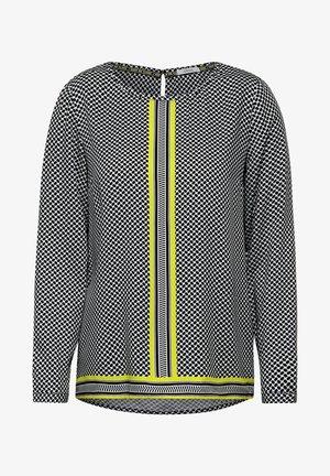 MIT MINIMAL MUSTER - Long sleeved top - black