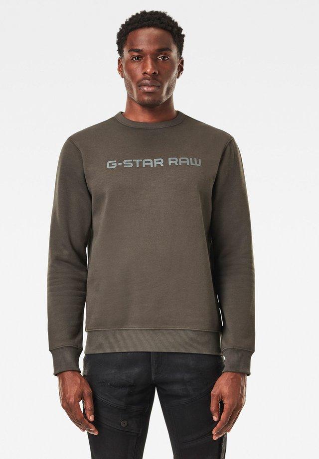 LOAQ - Sweater - asfalt