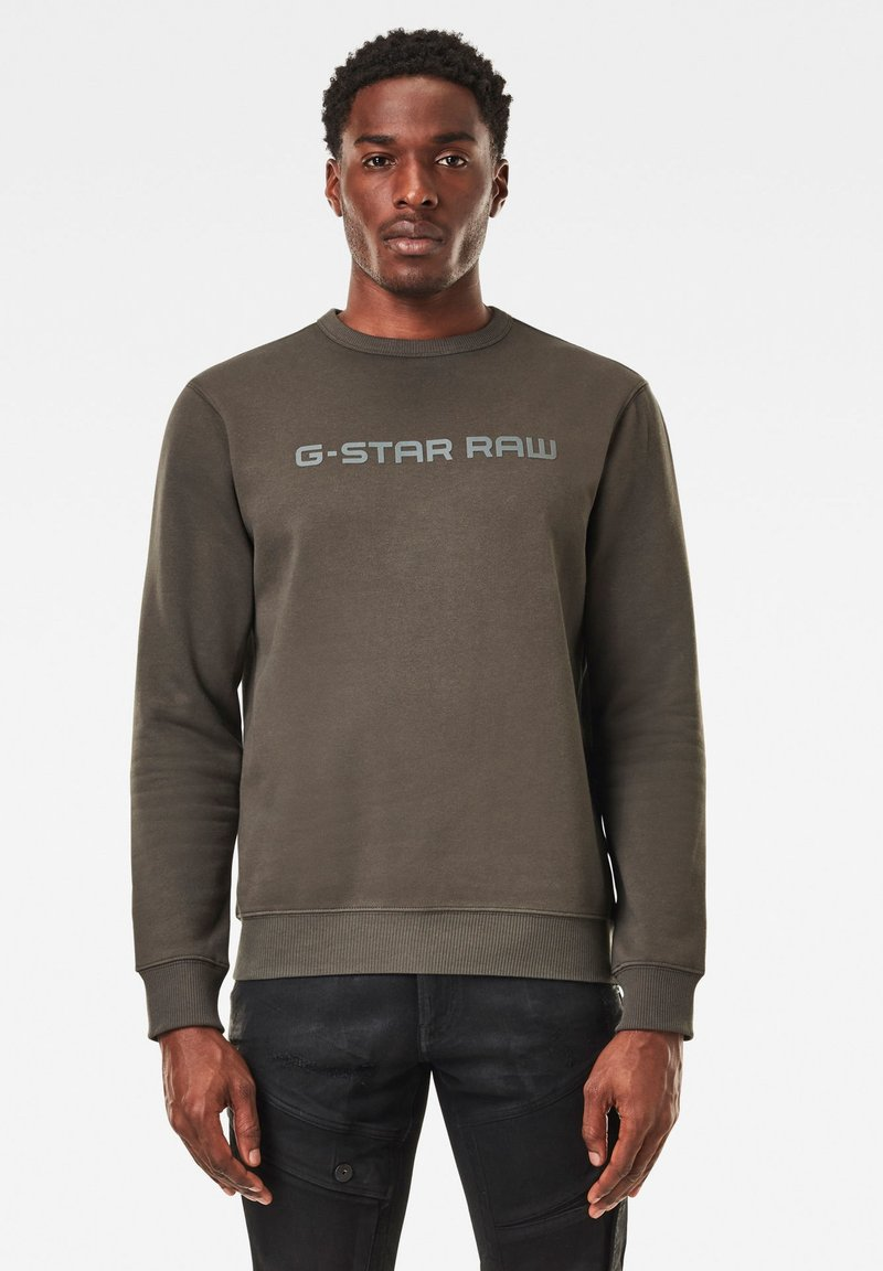 G-Star - LOAQ - Sweater - asfalt