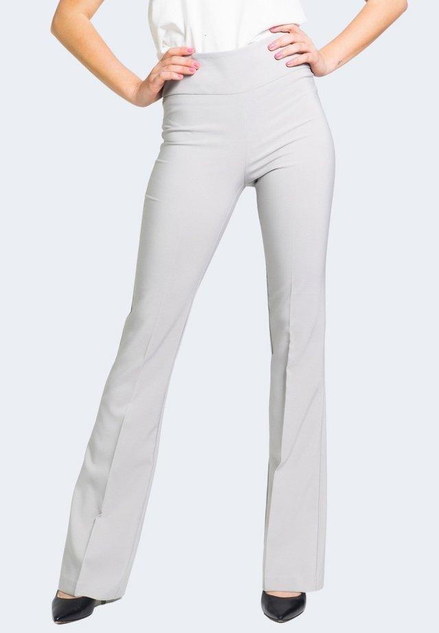 BASICALLY XBAMOSCHINO - Pantaloni - grey