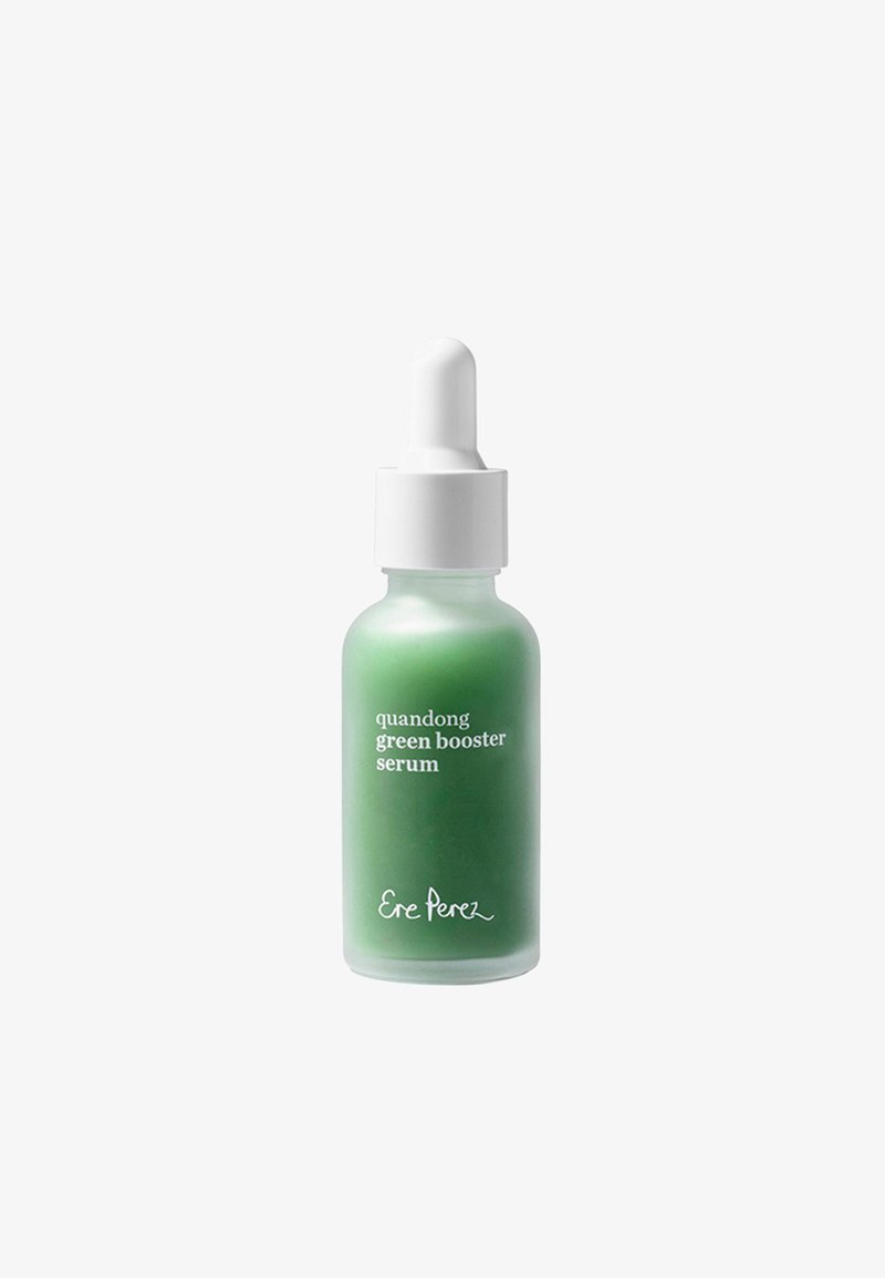 Ere Perez - QUANDONG GREEN BOOSTER SERUM - Serum - -