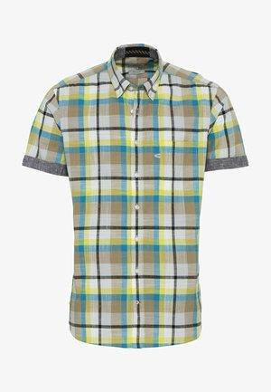 Shirt - ocean blue