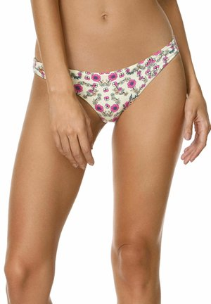 DEEPLY LOVE FLIRT - Bas de bikini - white