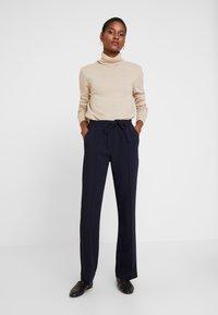Opus - MONI - Trousers - just blue - 2