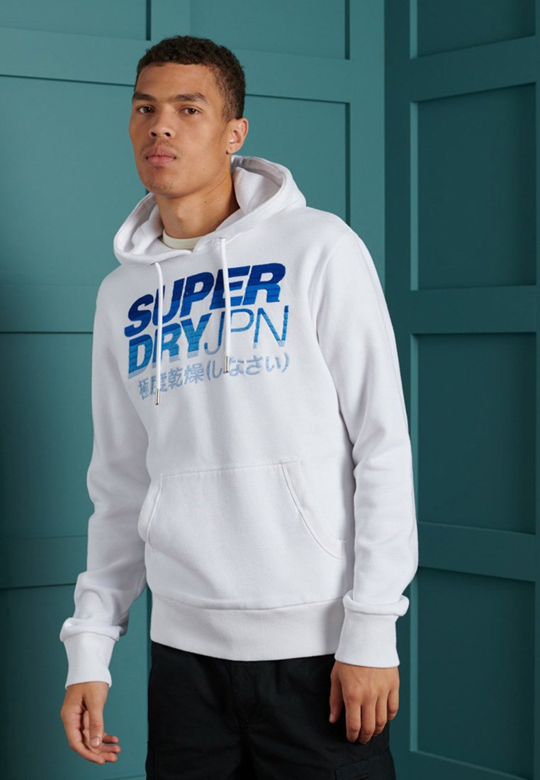 Men LIMITED EDITION EMBROIDERY FADE - Hoodie