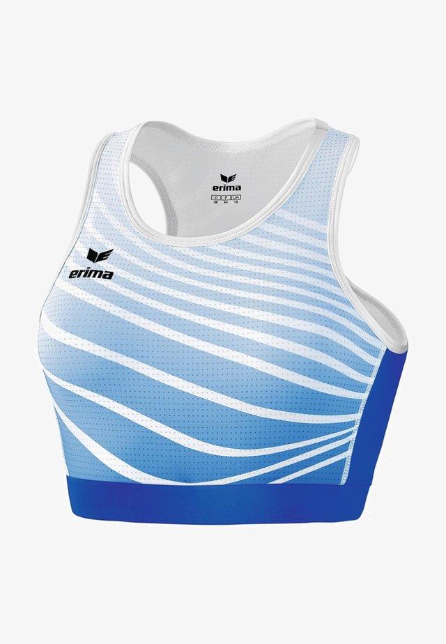 BRA DAMEN - Sports bra - blue