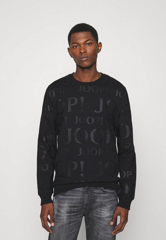 SIDON - Sweatshirt - black