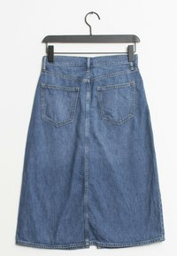 GAP - A-line skirt - blue - 1
