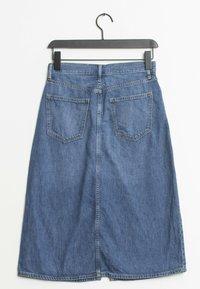 GAP - Spódnica trapezowa - blue - 1