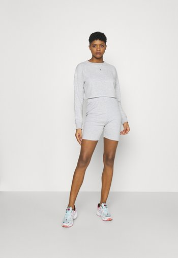 CYCLING SET - Sweatshirt - grey