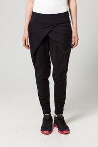 Casall - FLOW - Pantalones deportivos - black - 1