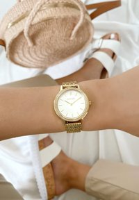 Burker - Watch - gold/white - 0