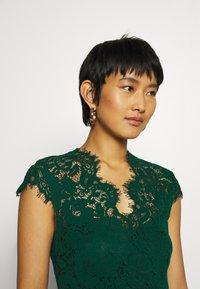 IVY & OAK - SHIFT DRESS MIDI - Cocktail dress / Party dress - eden green - 3