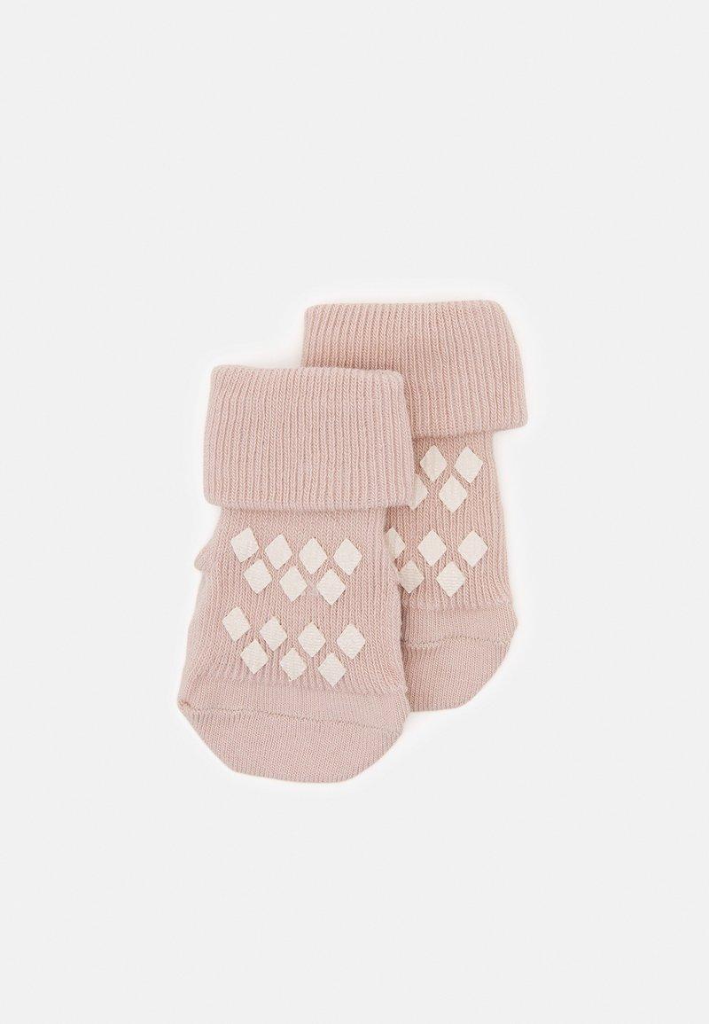 MP Denmark - LIMA ANTI SLIP 2 PACK - Socks - rose dust