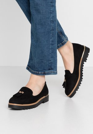 JINKERS - Mocasines - black