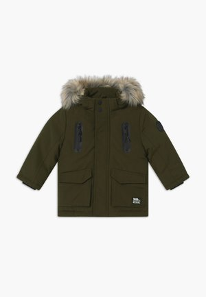 KID - Winter coat - olive
