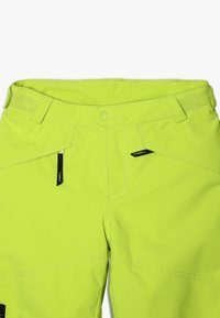 O'Neill - ANVIL PANTS - Snow pants - lime punch - 4