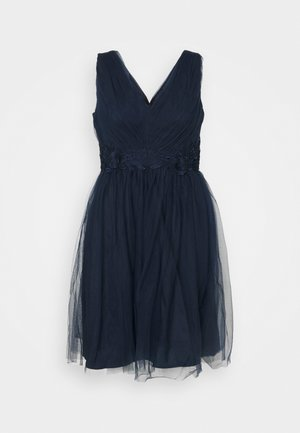 ADIRA DRESS - Cocktail dress / Party dress - navy