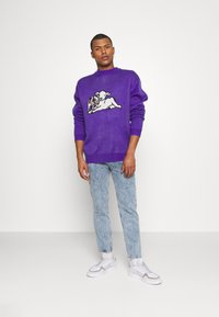 Vintage Supply - SHEEP CREW UNISEX - Pullover - purple - 1