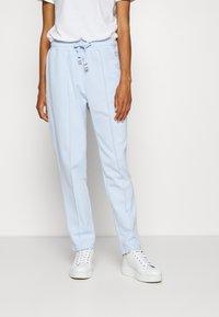 Tommy Hilfiger - CINDY PANT - Pantalon de survêtement - polished blue - 2