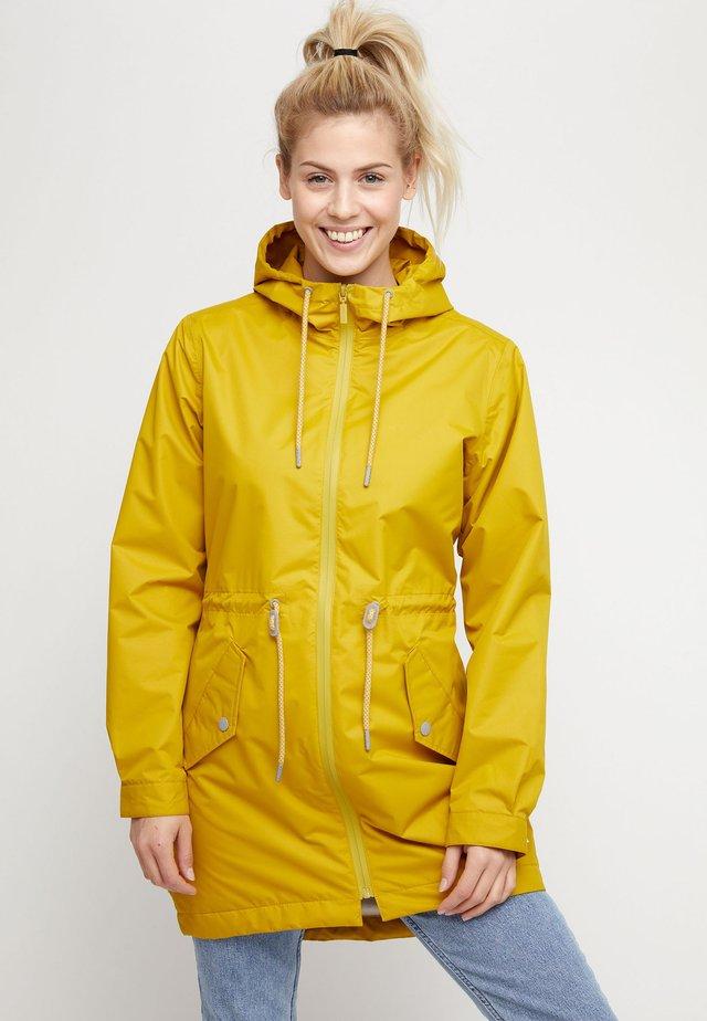 Veste imperméable - yellow