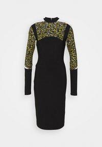 Just Cavalli - DRESS - Jersey dress - black - 4