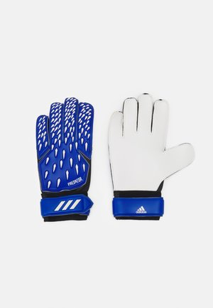 PRED - Goalkeeping gloves - royal blue/white/black